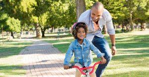 Att lära sig cykla - Balanscyklar